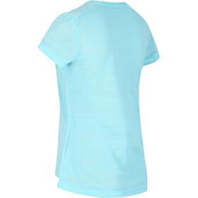 Regatta Breakbar VI T-Shirt Women, cool aqua